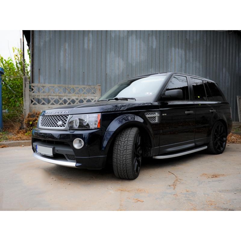 Pare Chocs Avant Pour Range Rover Sport 10 13 Pour Un