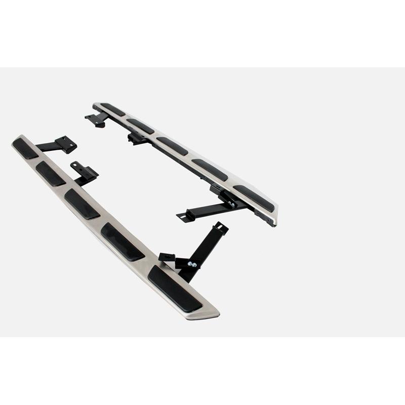 Marche pied aluminium pour audi q3 en aluminium avec - Table alu pour marche ...