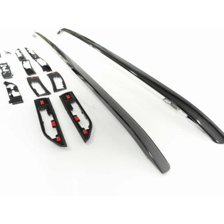 Barre De Toit C8 : barre de toit aluminium noir pour range rover evoque compatible evo ~ Farleysfitness.com Idées de Décoration