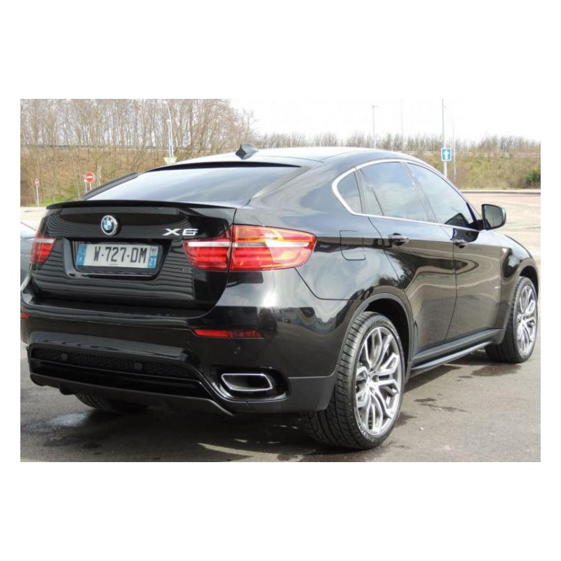 bmw x6 pack m diffuseur look pack m pour bmw x6 e71 kit de 7 pi ces a seulement troc echange. Black Bedroom Furniture Sets. Home Design Ideas
