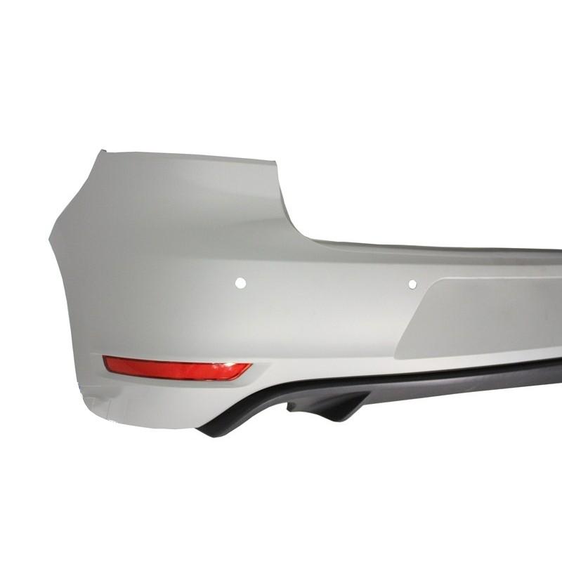 kit carrosserie look gti pour volkswagen golf 6 kit complet de gol. Black Bedroom Furniture Sets. Home Design Ideas