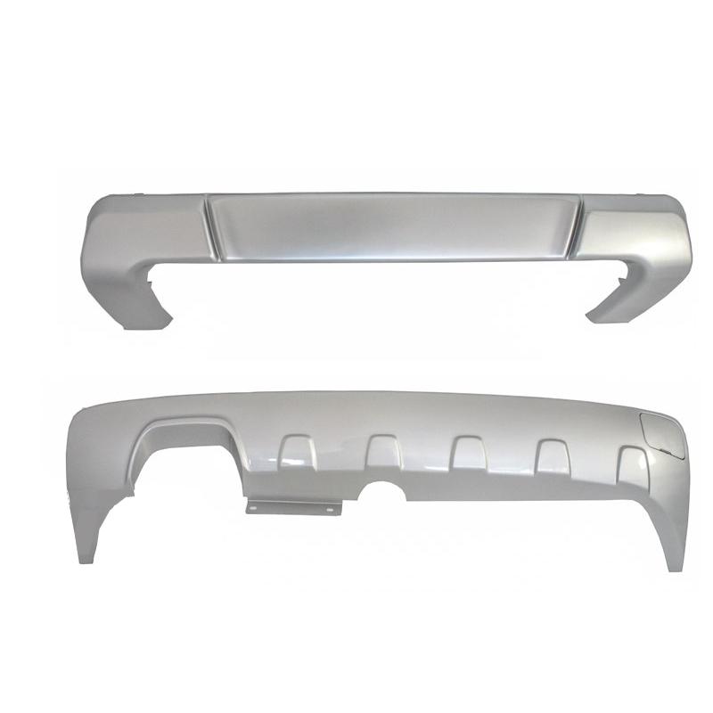 Protection Pare Chocs Pour Volvo Xc90 Plaques De