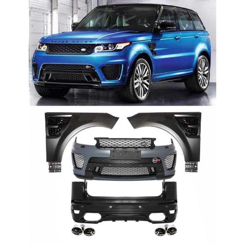kit carrosserie complet look svr pour range rover sport l494 svr de. Black Bedroom Furniture Sets. Home Design Ideas