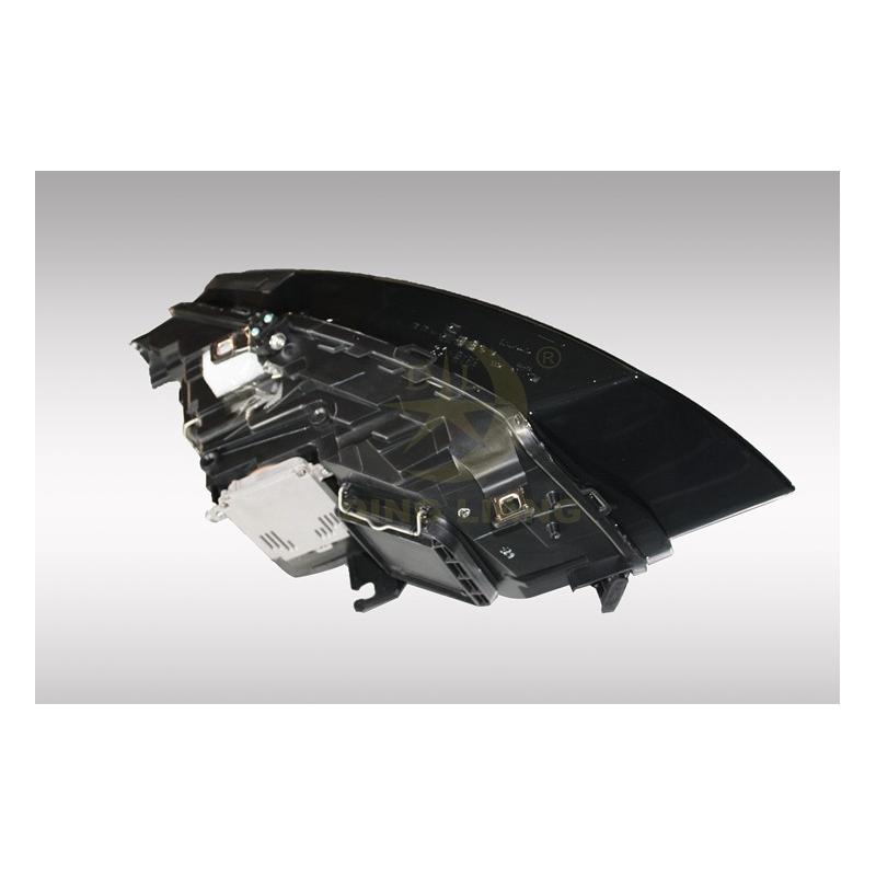 phares led look xenon pour audi q5 paire de phares led avec ampoul. Black Bedroom Furniture Sets. Home Design Ideas