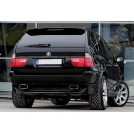 SPOILER ARRIERE LOOK 4.8 POUR BMW X5 E53