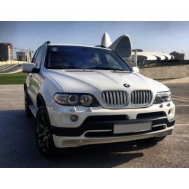 SPOILER AVANT LOOK 4.8 POUR BMW X5 E53