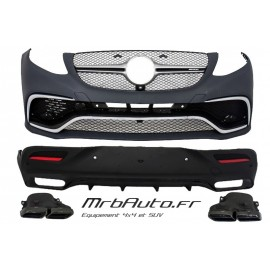 KIT CARROSSERIE LOOK AMG POUR MERCEDES GLE COUPE C292