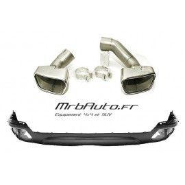 ECHAPPEMENT AVEC DIFFUSEUR X5M POUR BMW X5 F15