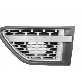 Grilles latérales Silver pour Range Rover Sport 2010-2013