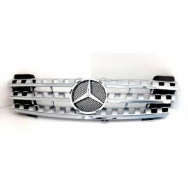 Grille pour Mercedes ML W164 Look AMG