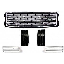 Pack Calandre Noir Autobiography pour Range Rover L405 à partir de 2013