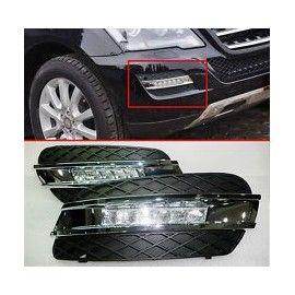 Feux de jour LED pour Mercedes ML W164