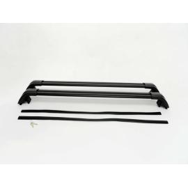 Système Barre de Toit Noir pour Range Rover Evoque