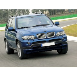 Kit extension d'aile pour BMW X5 E53