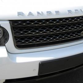 Lettrage 3D Argent pour Range Rover Sport