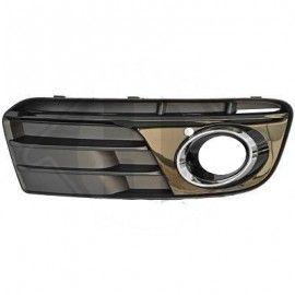 Grille de pare chocs avant gauche chrome pour Audi Q5 2008-2012
