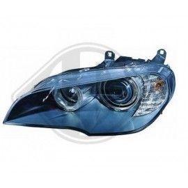 Phare Droit H1/H7 pour BMW X5 E70 07-10