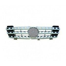 Calandre Chrome Argent pour Mercedes ML W164 05-11