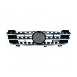 Calandre Noir Chrome pour Mercedes ML W164 05-11