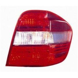 Feu arrière droit rouge blanc pour Mercedes ML W164 05-08