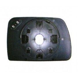 Glace de rétroviseur gauche chauffante pour BMW X5 E53 99-07