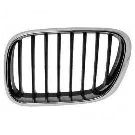 Grille de calandre droite Chrome / Noir pour BMW X5 E53 99-03
