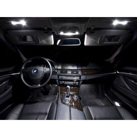Pack Interieur Full Led Pour Bmw X5 E70 Couleur Blanc Pur A Seul