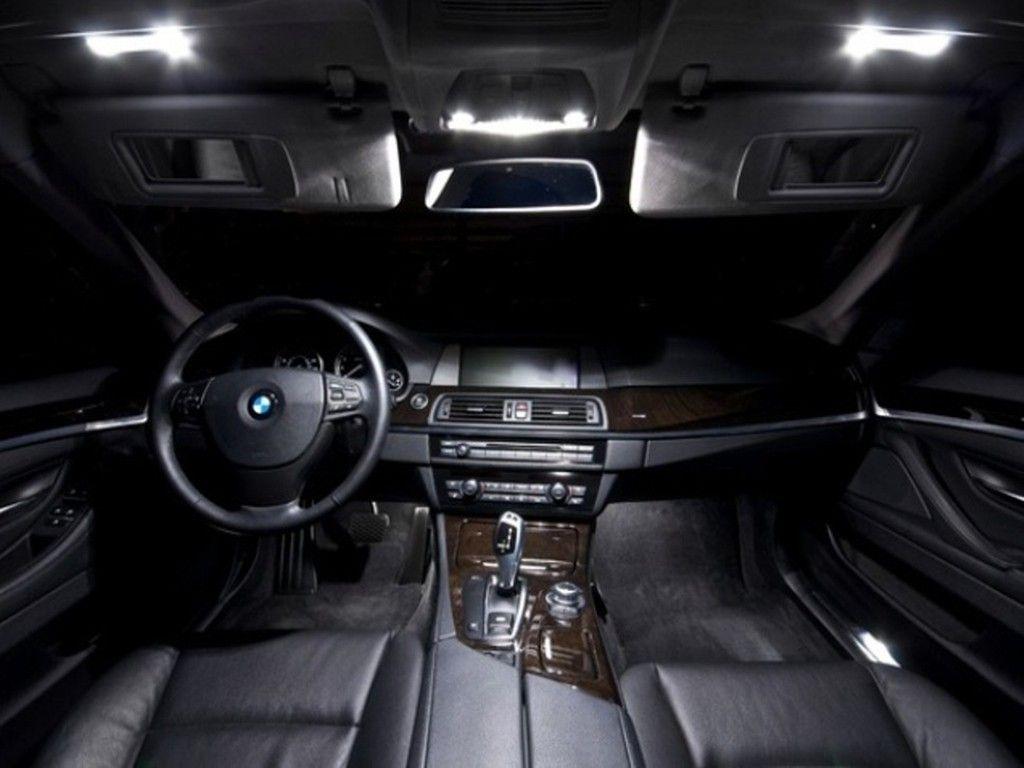 Pack Interieur Full Led Pour Bmw X6 E71 E72 Couleur Blanc Pur A