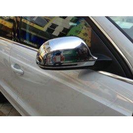 Coques de Rétroviseur Chrome pour Audi Q3