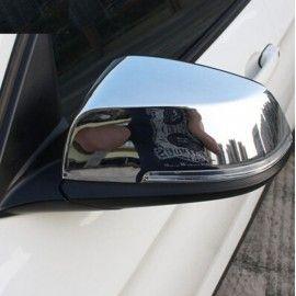 Coques de Rétroviseur Chrome pour BMW X1