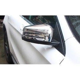 Coques de Rétroviseur Chrome pour Mercedes GL X166