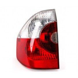 Feu arrière droit rouge blanc extérieur pour BMW X3 E83 2004-2006