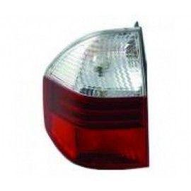 Feu arrière droit rouge blanc extérieur pour BMW X3 E83 2006-2010