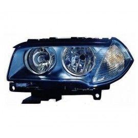 Phare gauche pour BMW X3 E83 2006-2010