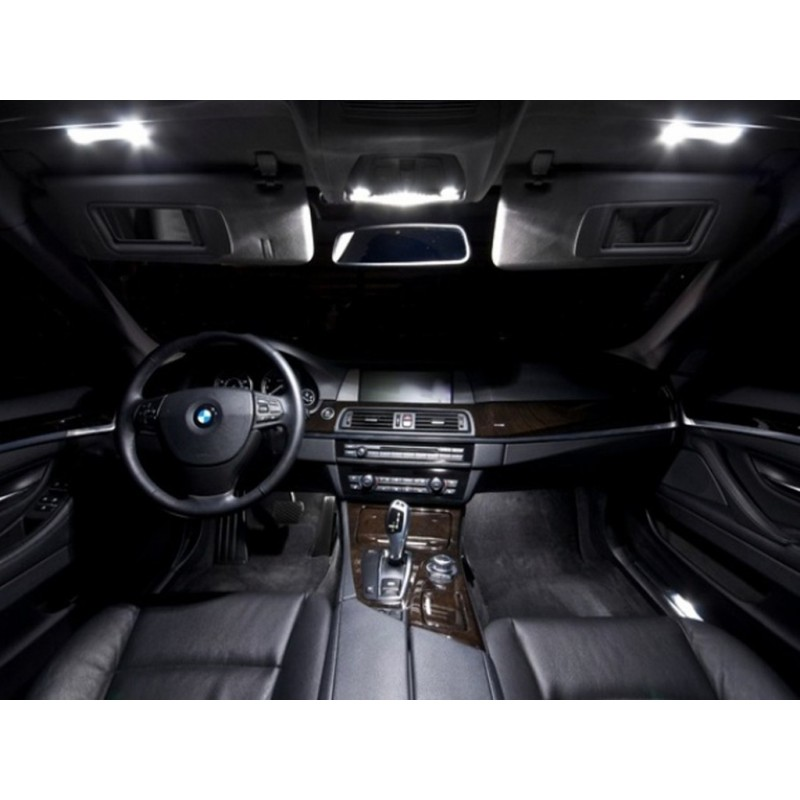 pack int rieur full led pour bmw x3 e83 couleur blanc pur a seul. Black Bedroom Furniture Sets. Home Design Ideas