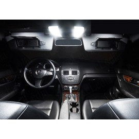 PACK INTERIEUR FULL LED POUR MERCEDES ML W164