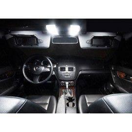 Pack intérieur full LED pour Mercedes GLK X204