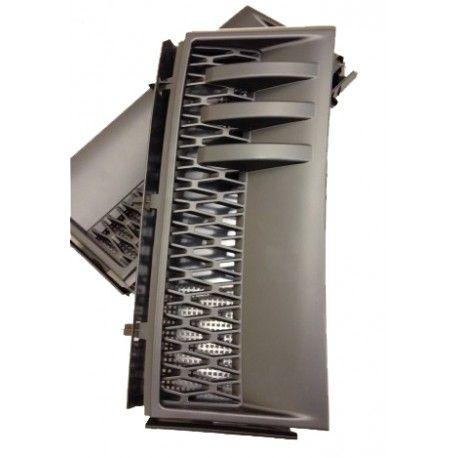 grilles lat rales noir mat pour range rover vogue 02 12 grilles pou. Black Bedroom Furniture Sets. Home Design Ideas