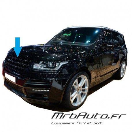 calandre noir pour range rover vogue l405 2013 noir a seulement 3. Black Bedroom Furniture Sets. Home Design Ideas