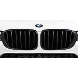 Grilles Noir Mat pour BMW X4 F26 M Performance