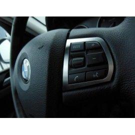 Plaque Acier Volant pour BMW X4 F26