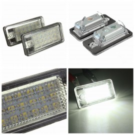Eclairage de plaque LED pour Audi A3