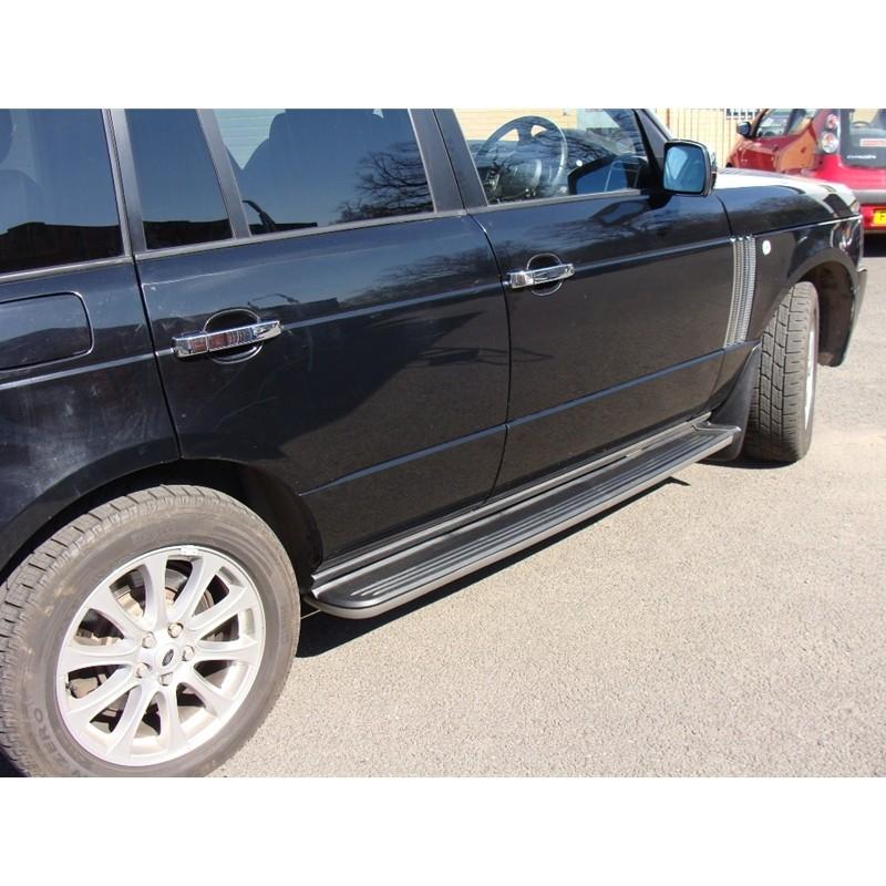Marche Pied Pour Range Rover Vogue L322 Kit De Marches Pieds Lat 233 Ra
