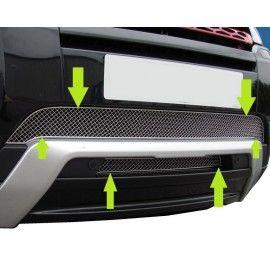 Pack grilles pour Range Rover Evoque Dynamic