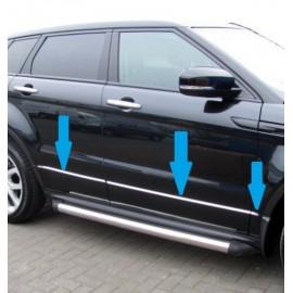 Kit de porte chrome Range Rover Evoque