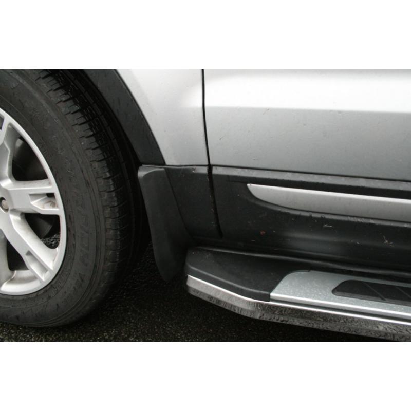 Bavettes De Protection Pour Range Rover Evoque Pure Et