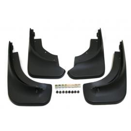 Bavettes de protection pour Volkswagen Touareg 2008-2010