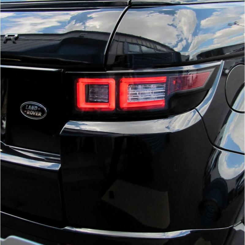 feux led pour range rover evoque couleur noir a seulement 519 00. Black Bedroom Furniture Sets. Home Design Ideas