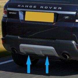 Protection pare-chocs avant pour Range Rover Sport L494