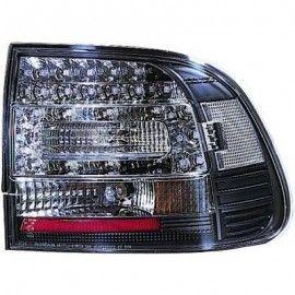 Feux LED Crystal pour Porsche Cayenne 2003-2007
